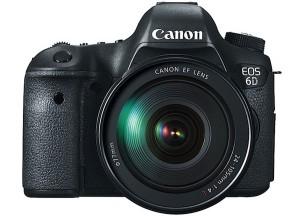 Canon 6D Underwater