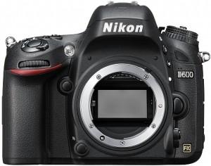 Nikon D600 Underwater