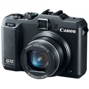 Canon G15 Underwater