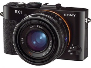 Sony RX1 for Underwater Photography