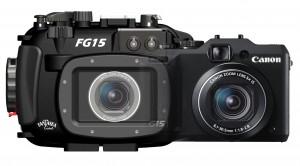 Canon G15 Bundle Camera & Housing