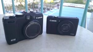 Canon S100 vs Canon G15