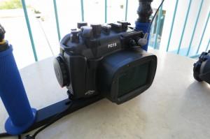 Fantasea FG15 Housing for Canon G15