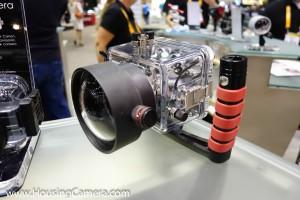 Ikelite Canon SL1 housing prototype