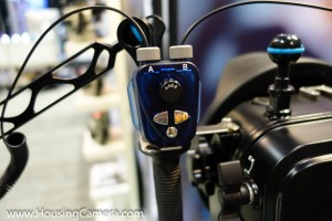 Fix video light fiber optic remote