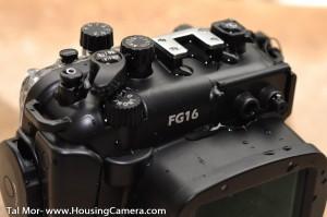 Fantasea Canon G16 Housing