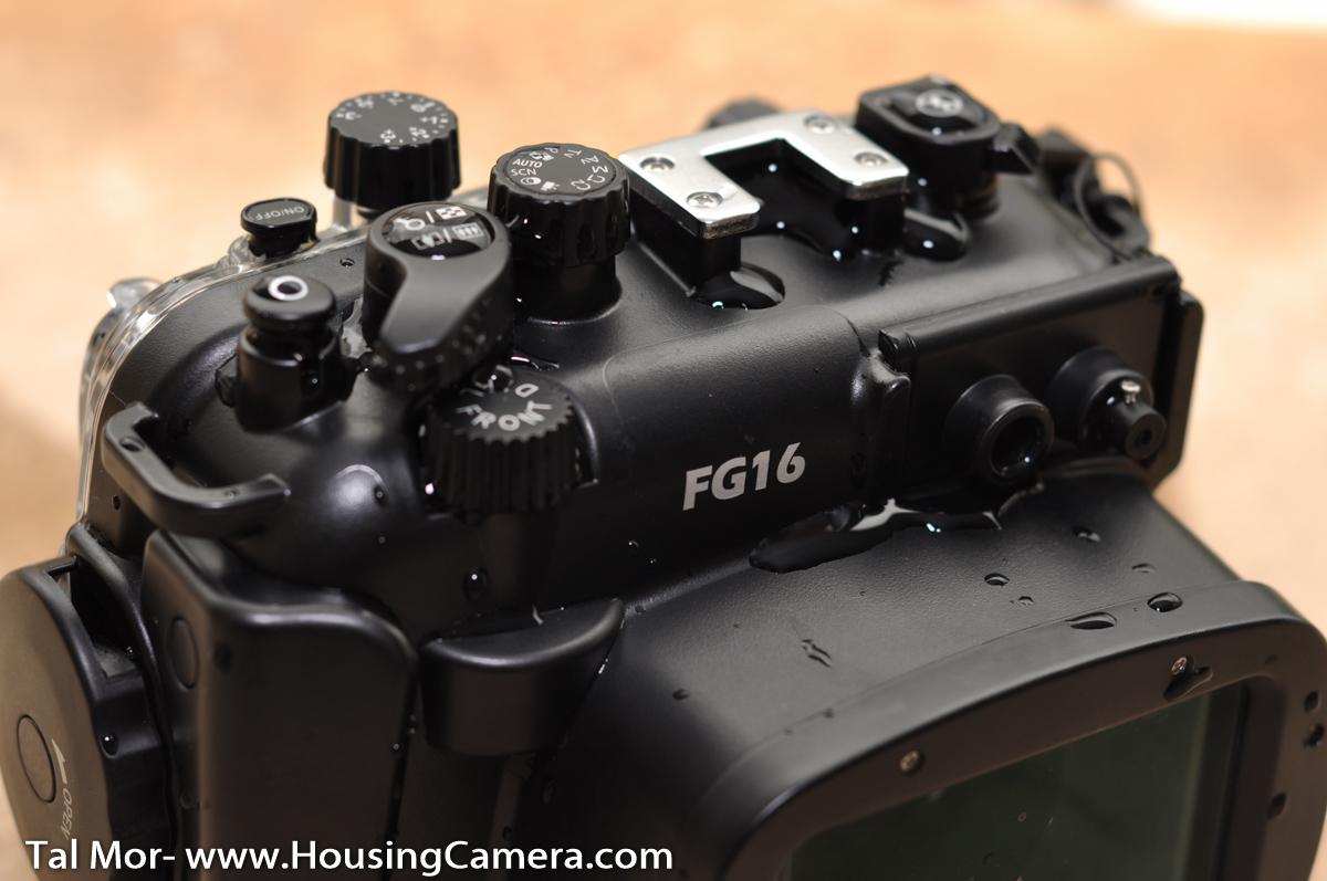 Canon g16 underwater w fantasea housing review