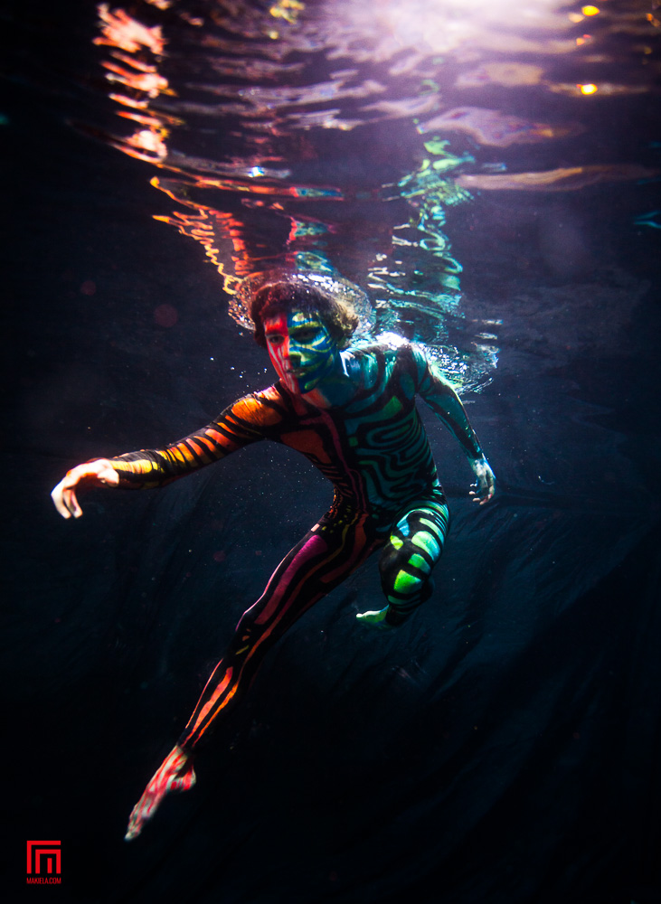 The Underwater Photography of Rafal Makiela For Marmorin