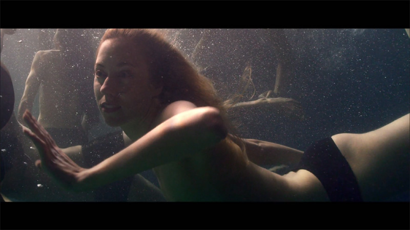 "Screenshot from ""NARCOSE"" by Julie Gautier and Guillaume Néry"