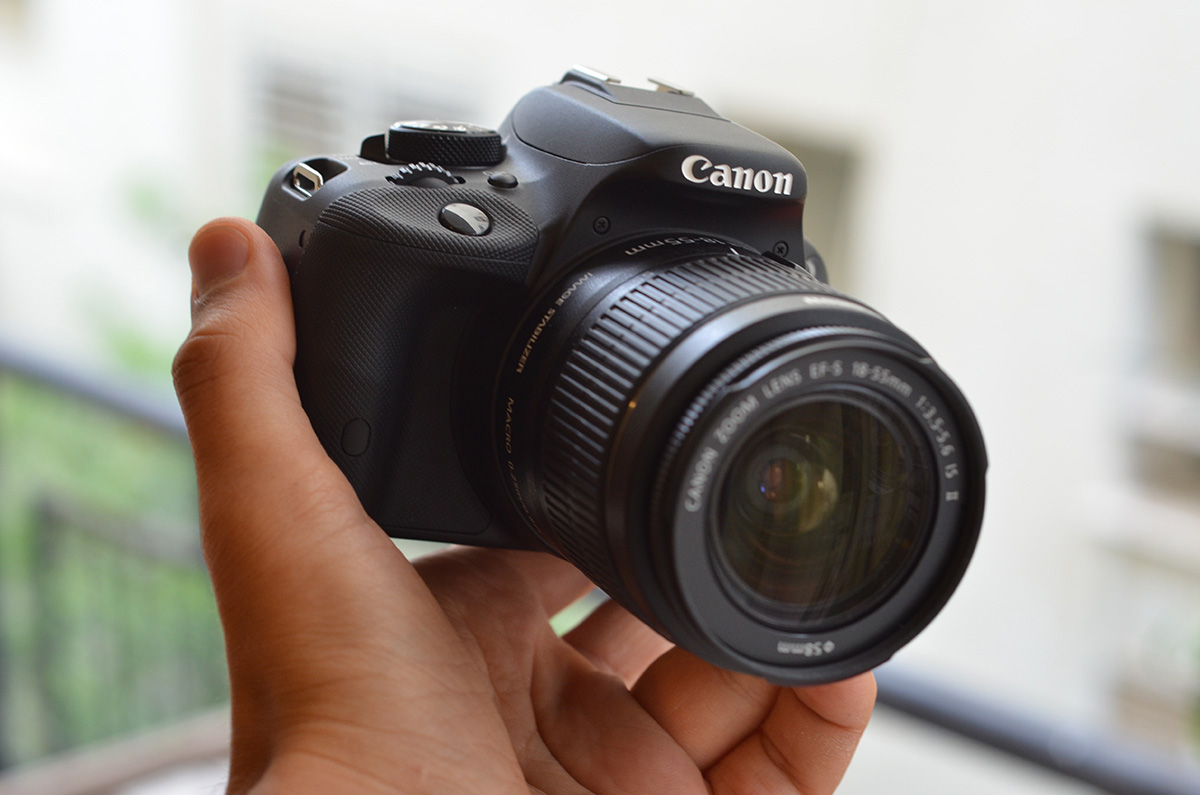 Package Review - Canon EOS Rebel SL1 / 100D in Ikelite Housing ...