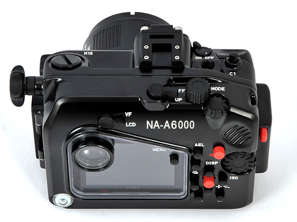 Sony A6000 Underwater Housing by Nauticam