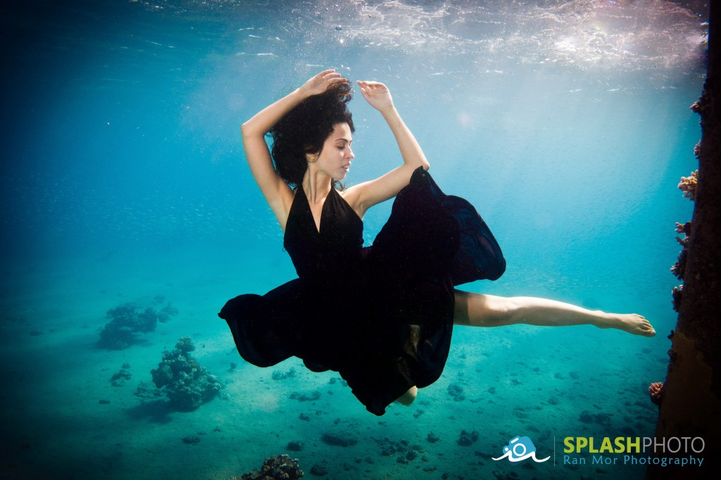 How To Photograph People Underwater Mozaik Uw
