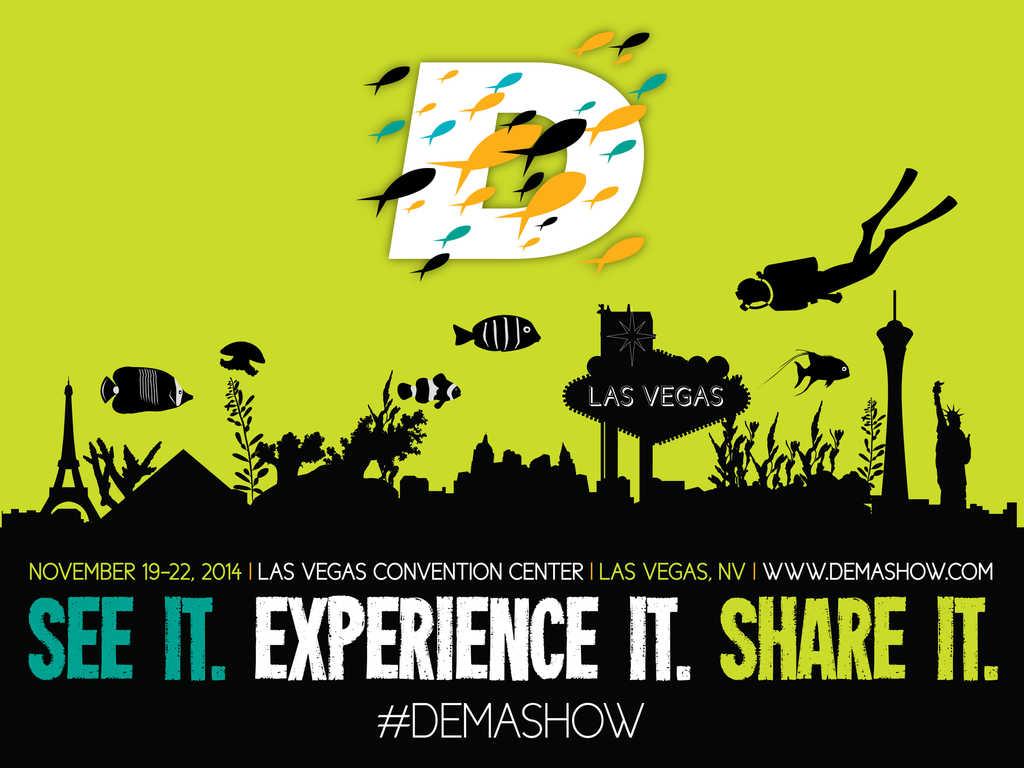 DEMA show 2014 Las Vegas