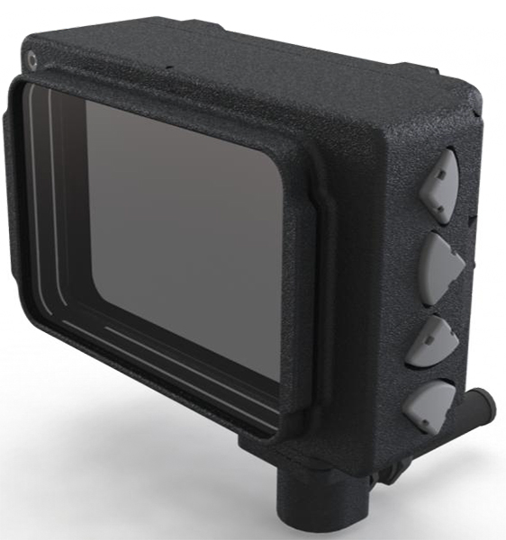 """The New Amphibico 5.6"""" HDMI Monitor - To be released early 2015"""