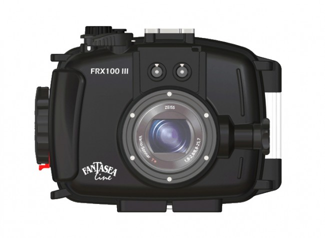 Fantasea FRX100 III Housing for the Sony RX100 III