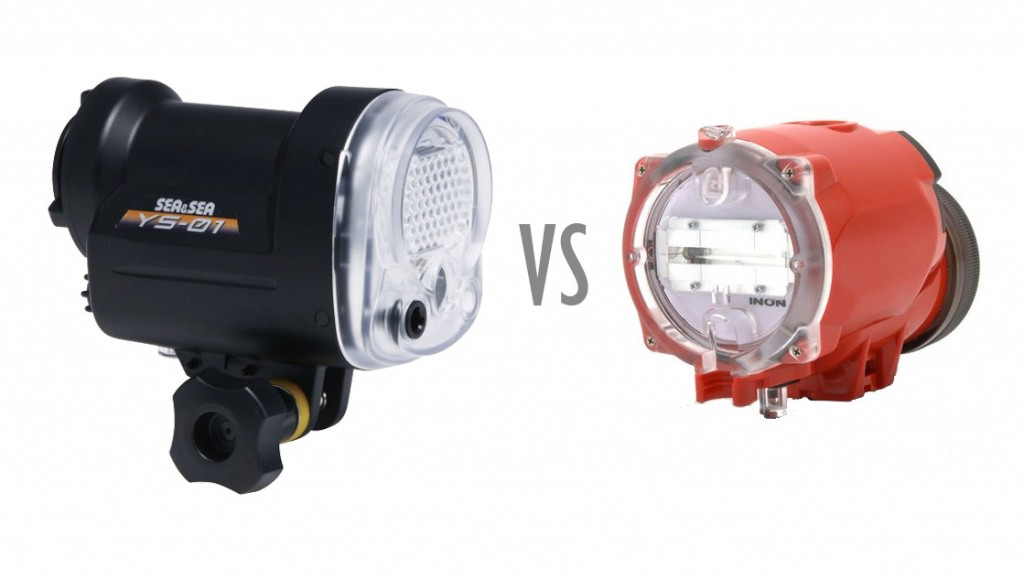 Sea & Sea YS-01 vs Inon S-2000