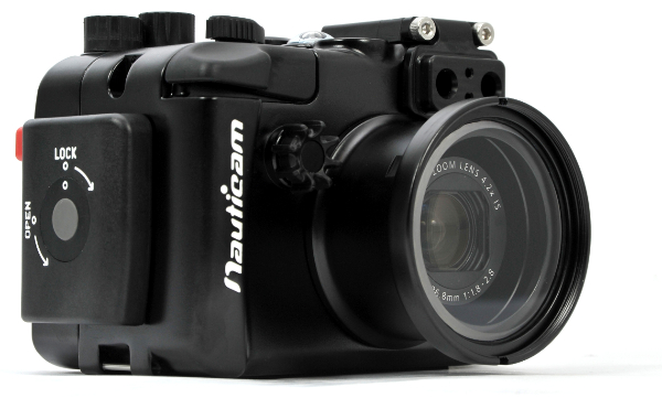 Nauticam NA-G7X Housing for Canon G7X