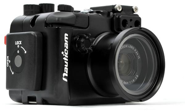 Nauticam NA-G7X Housing for Canon G7X