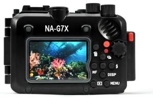 Nauticam NA-G7X Housing for Canon G7X - Back