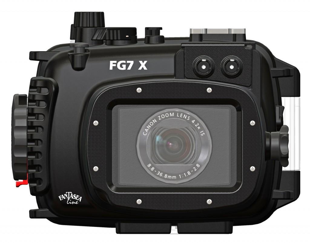 Fantasea FG7X Housing for Canon G7X Camera