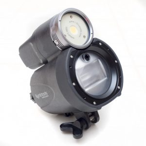 I-Torch Symbiosis Underwater video light / Strobe