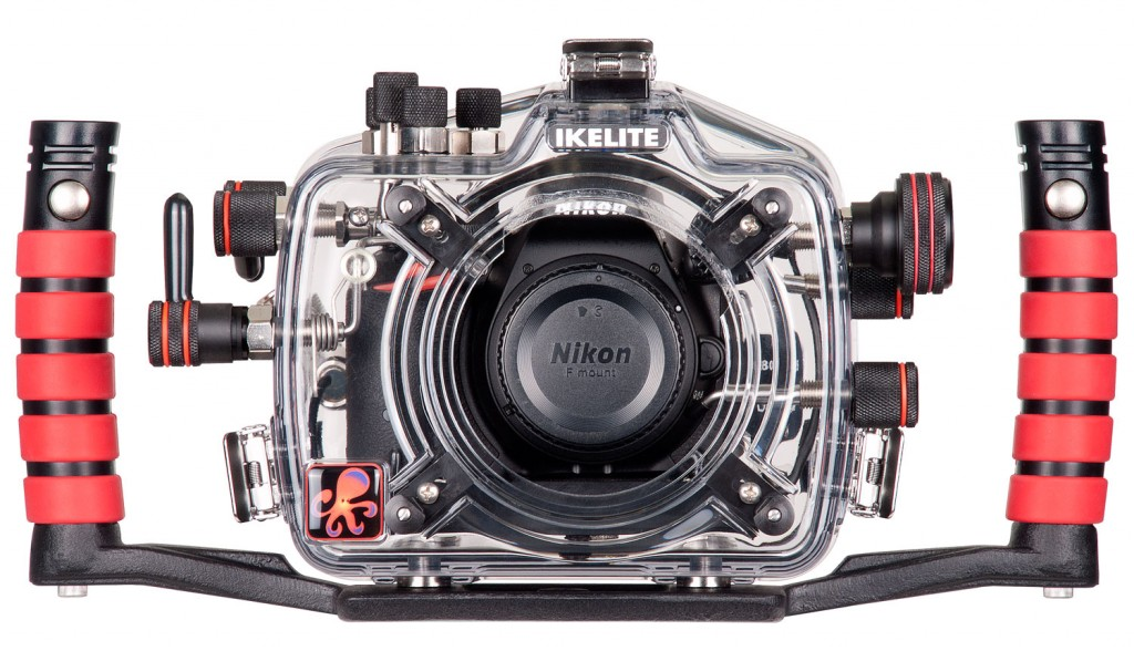 Ikelite Underwater Housing for Nikon D5500