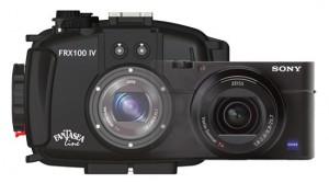Fantasea FRX100IV Underwater Bundle for Sony RX100 IV