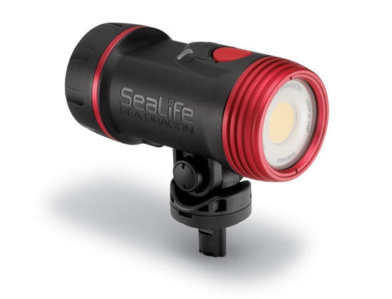 Sealife Sea Dragon 2500F Video Light