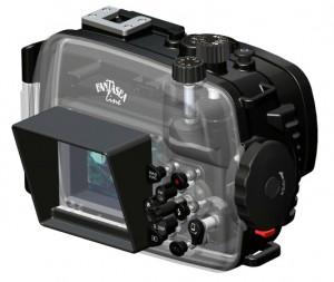 Canon G7X Underwater Fantasea Housing