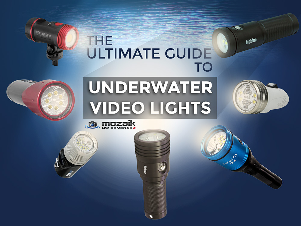 Ultimate Guide to Underwater Video LIghts