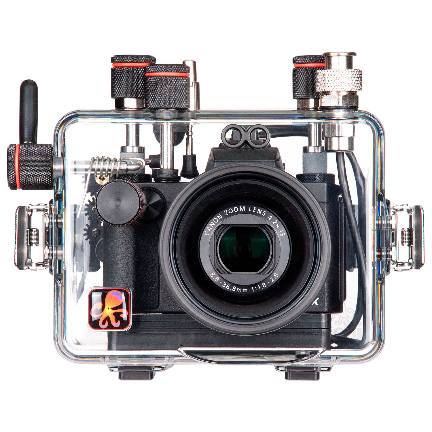 Canon 80d Used >> Ikelite Underwater Housing for Canon G5X Announced | Mozaik UW