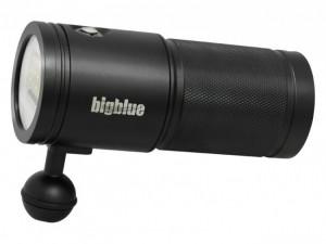 Big Blue VL7500P (7500 Lumens) Underwater Video Light