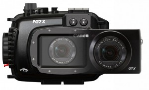 Fantasea FG7X Underwater Housing AND Canon G7X Camera