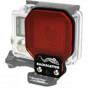Backscatter - FLEX Dive Filter for GoPro Hero3+ / Hero4