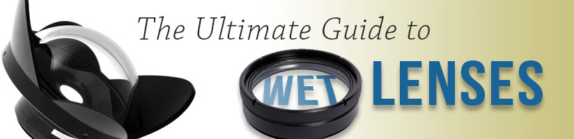 The Ultimate Guide To Underwater Wet Lenses Header