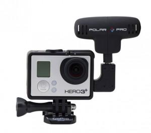 Polar Pro - GoPro Microphone Kit - Promic