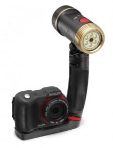 Sealife Micro HD+ Underwater Camera w/Sea Dragon 2000