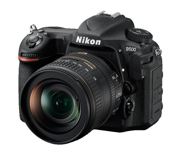 Nikon D500 Left