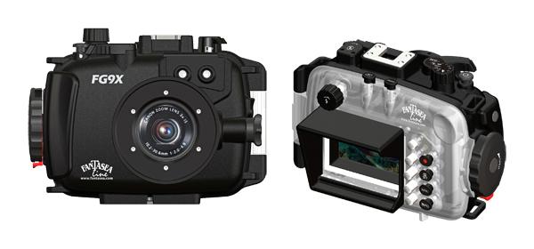 Fantasea FG9X Housing for Canon G9X