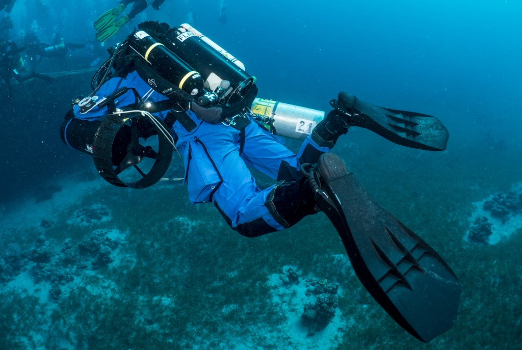 Technical Diver BCD