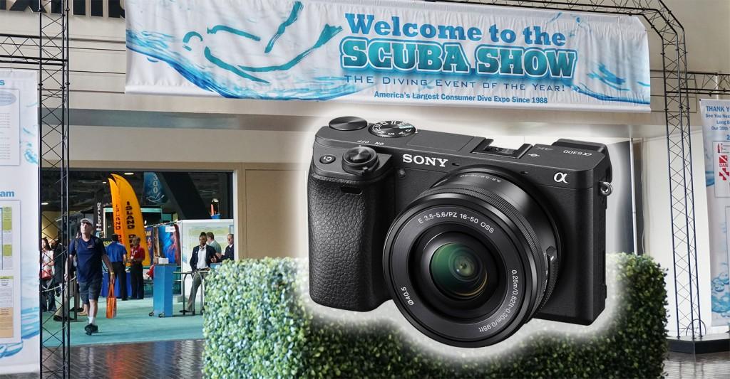 A6300 scuba show 2016
