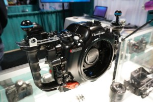 Nauticam Underwater housing for Nikon D500