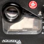 Aquatica A6300 viewfinder