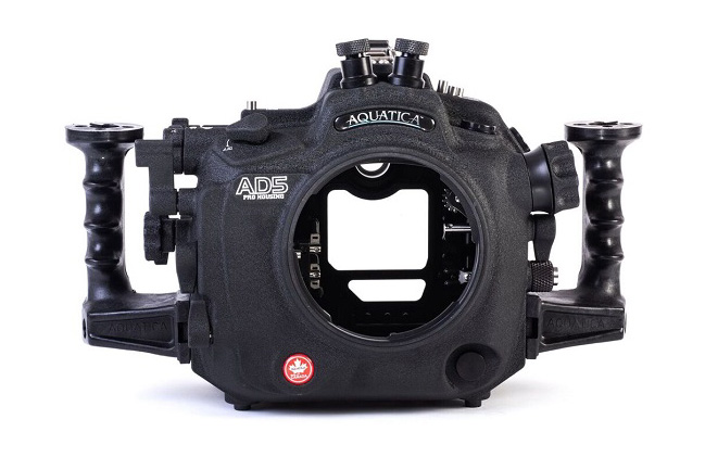 aquatica D5 underwater housing