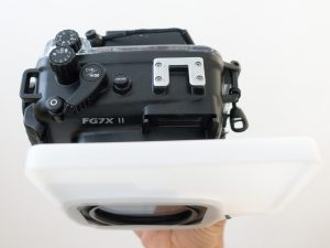 Fantasea FG7XII Housing with Diffuser
