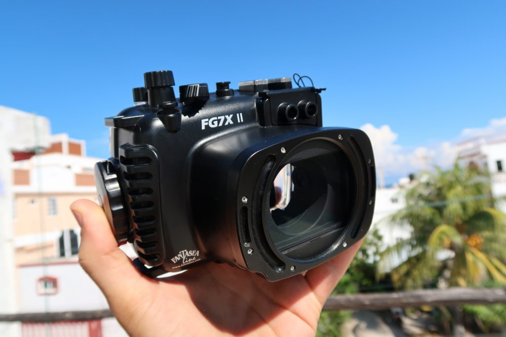 Fantasea FG7XII Housing