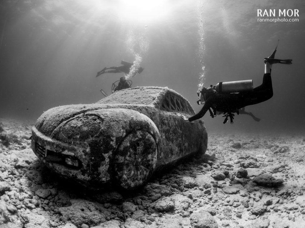 Underwater Museum, Isla Mujeres, Mexico