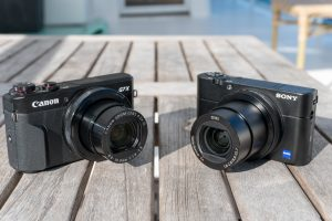 Sony RX100 Mark V VS Canon G7X Mark II Underwater