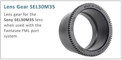 Lens Gear SEL30M35