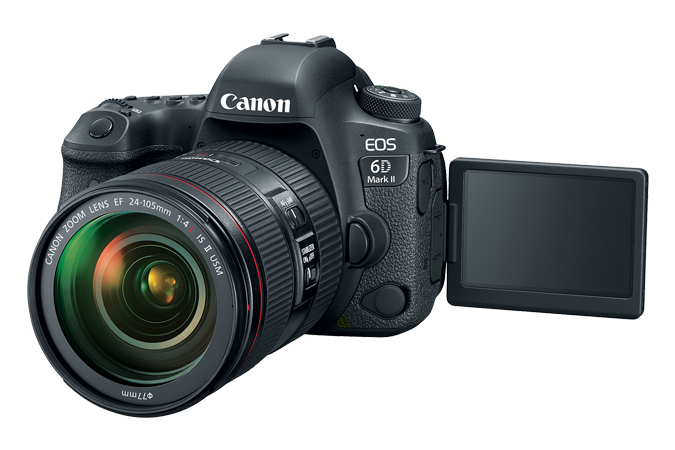 Canon EOS 6D Mark II For Underwater